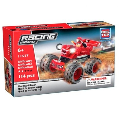 Racing Red Car racer
