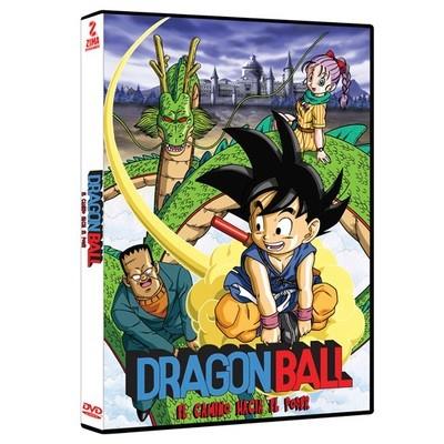 DVD Dragon Ball: El Camino Hacia El Poder