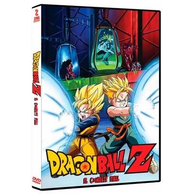 DVD Dragon Ball: El Combate Final