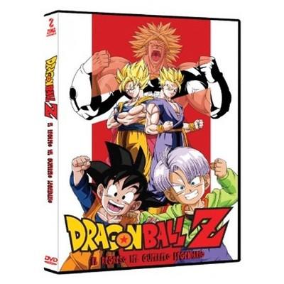 DVD Dragon Ball: El Regreso del Guerrero Legendario