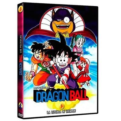 DVD Dragon Ball: La Leyenda de Shen Ron