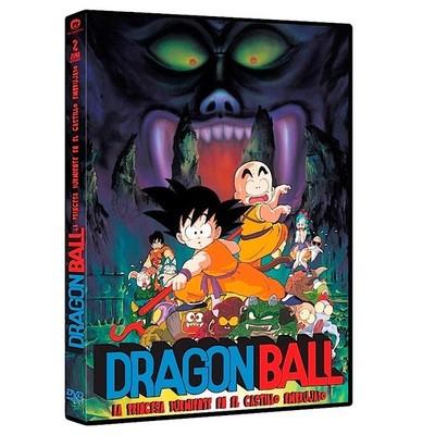DVD Dragon Ball: La Princesa Durmiente en el Castillo Embrujado