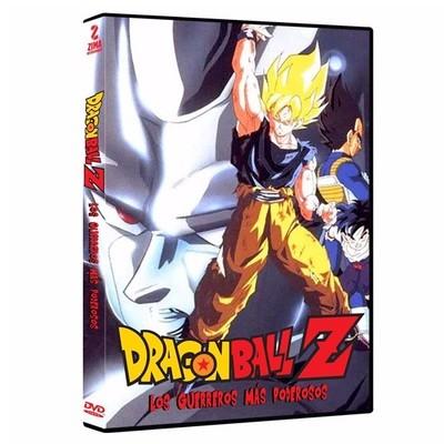DVD Dragon Ball: Los Guerreros Mas Poderosos