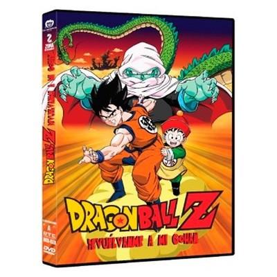 DVD Dragon Ball: Devuelveme a mi Gohan