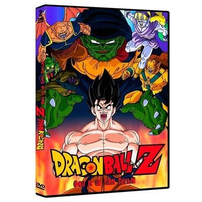 DVD Dragon Ball: Goku es un Saiya Jin