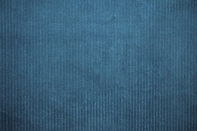 Gordon-Marine (Ribbed Velvet)