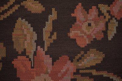 Needlepoint Tapestry-Chocolate