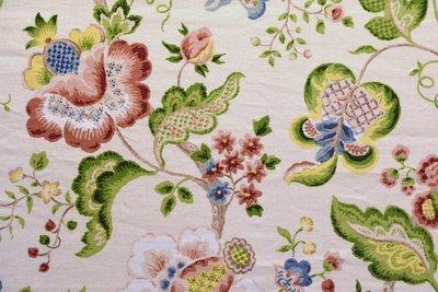 Tudor-Floral