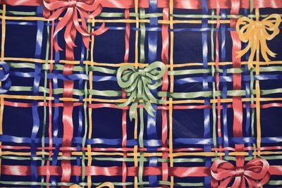 Country Cottage-Ribbon Plaid