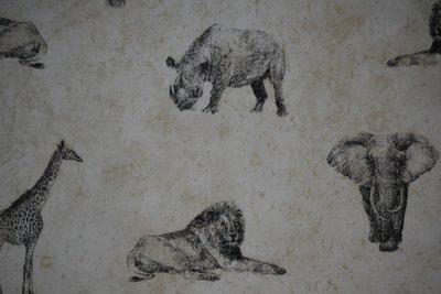 Wildlife-Beige/Black