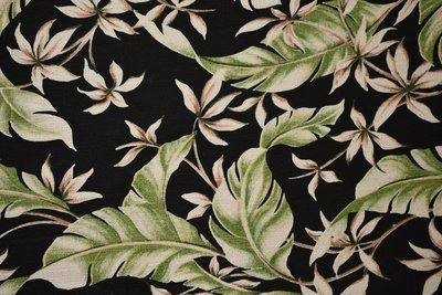 lanai Margarita-Black (Indoor-Outdoor)
