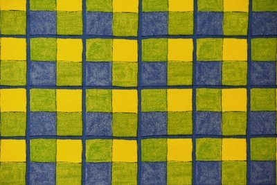 Square F-Blue/Green/Yellow