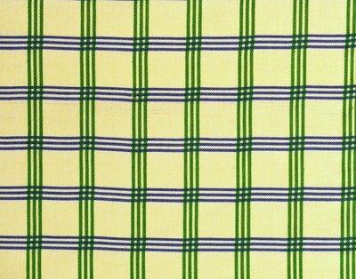 Banter-Yel/Grn/Blue Plaid