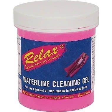 Waterline Cleaning Gel