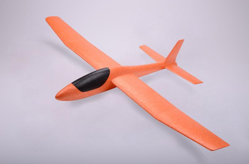 Боинг оранжевый / от 12 лет дальность полёта до 45 метров