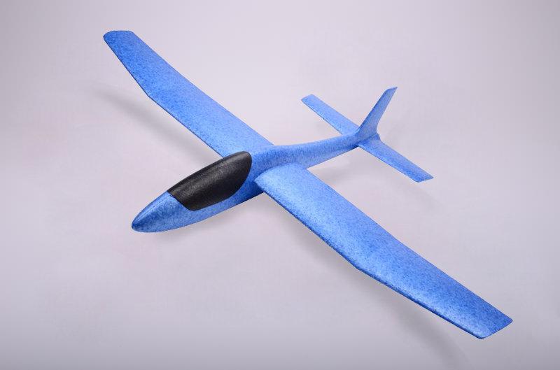 Боинг синий/ дальность полёта 45 м/ размах крыла 82 см/ от 12 лет