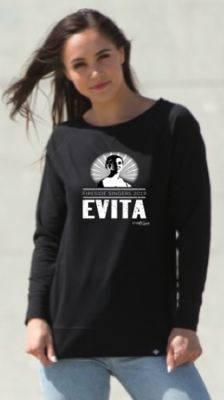 Evita Ladies Long-Sleeve Tee