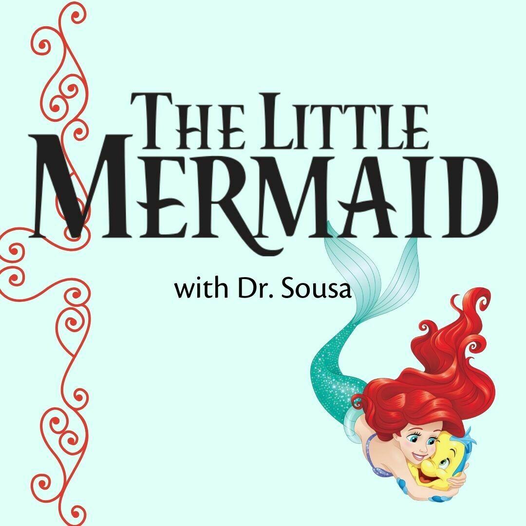 "Theatre Camp ""The Little Mermaid"" June 1-5"