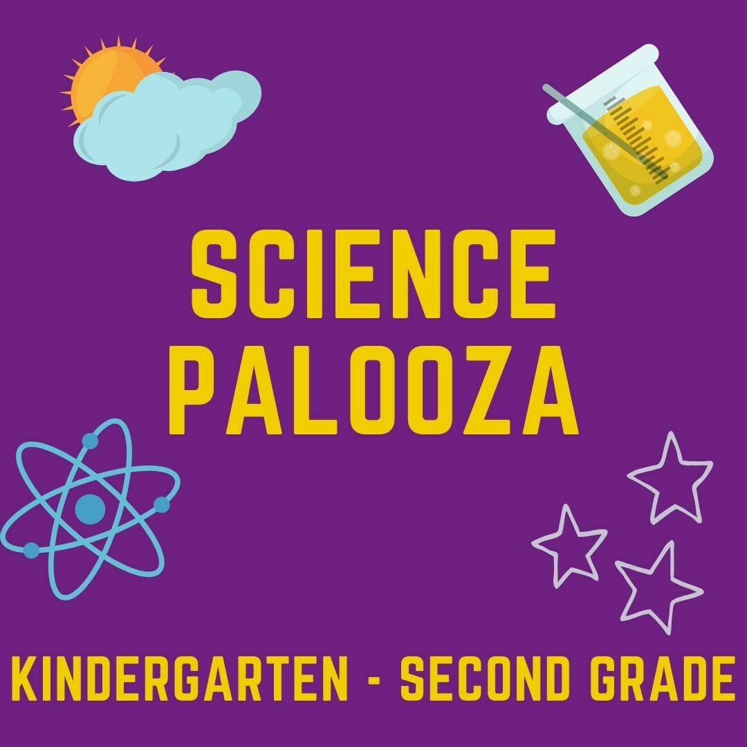 Science Palooza June 15-19