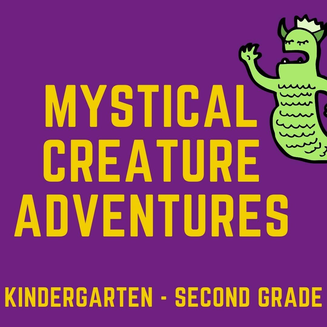 Mystical Creature Adventures July 6-10