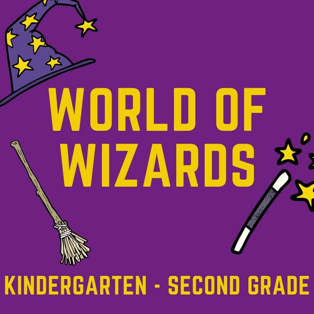 World of Wizards June 8-12
