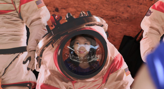 Mission to Mars Camp with Mrs. Teffeteller