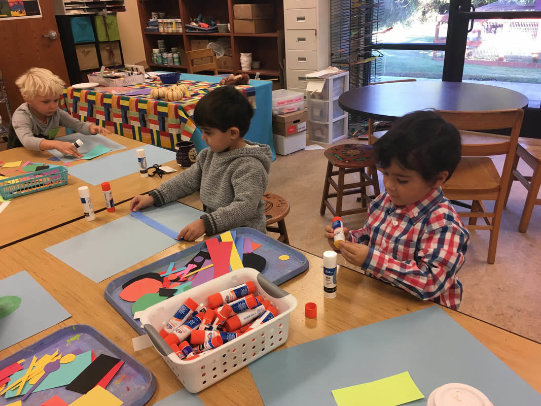 Preschool camp - Artful Antics June 10-14