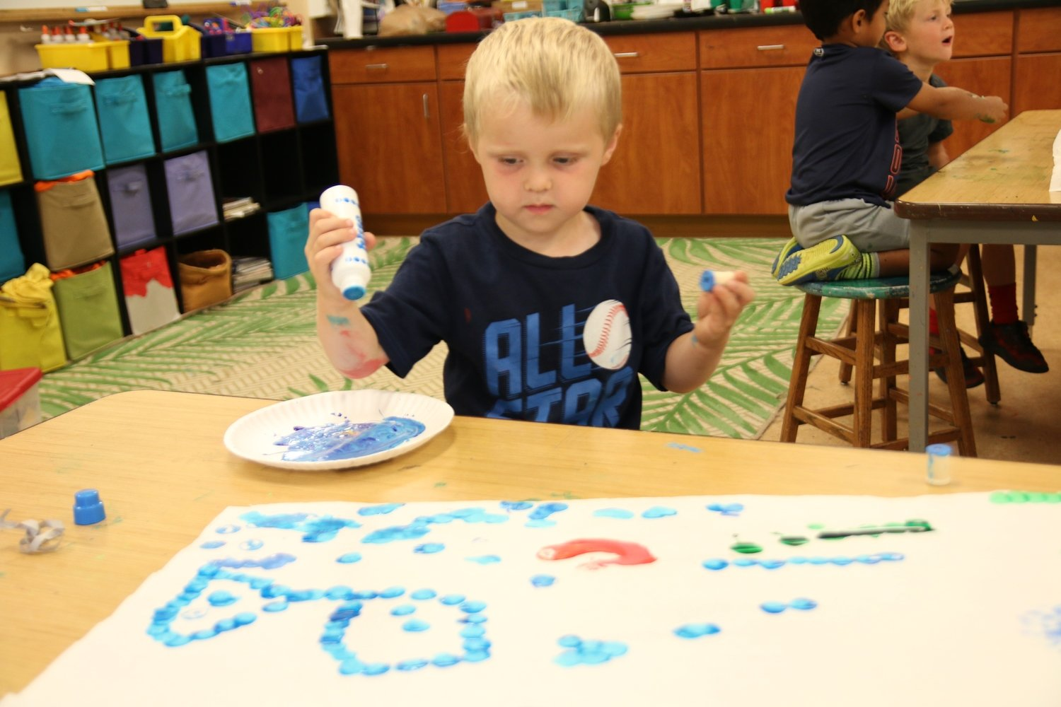 Preschool camp - STEAM/Inventors July 22-26