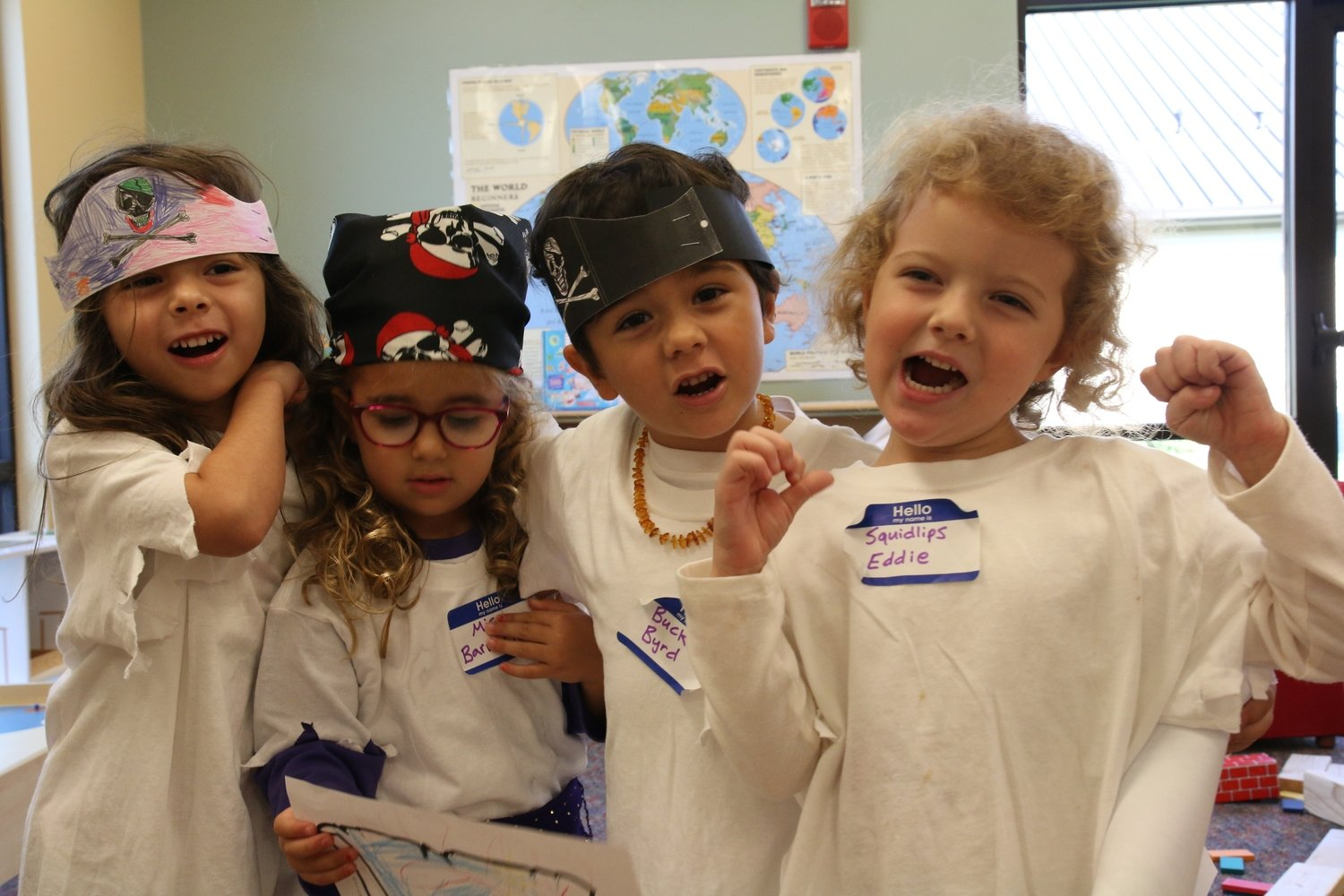 Preschool Camp - Pirates & Mermaids June 24-28