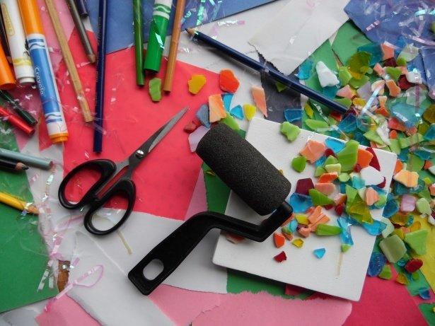 Kids DIY Creative Crafting