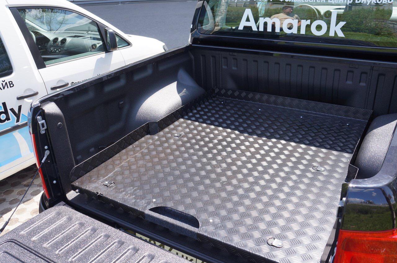 Выкатная грузовая платформа Volkswagen Amarok 2010+ Double Cab 02464