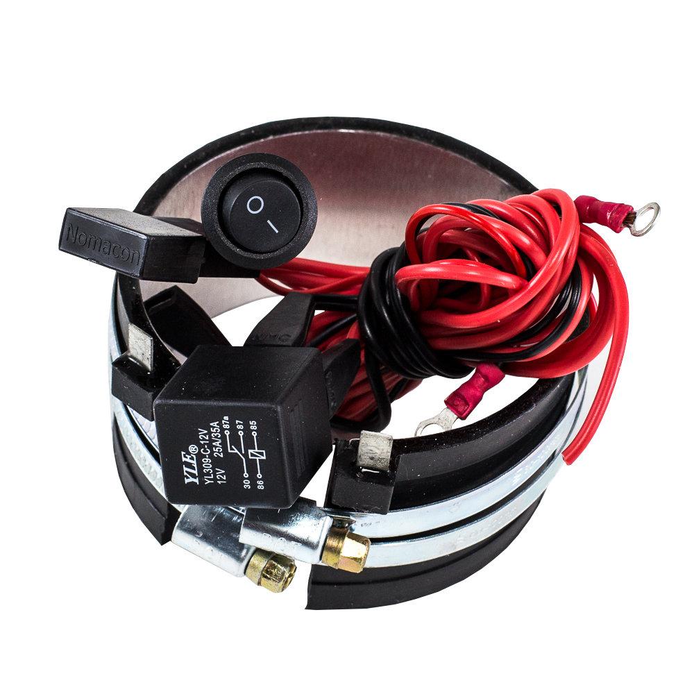 Предпусковой нагреватель с кнопкой Номакон ПБ-103 00009