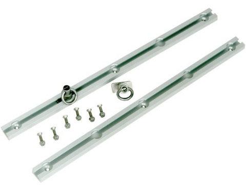 Система крепежа груза Slide-N-Lock (Серебристая) 560мм 00027