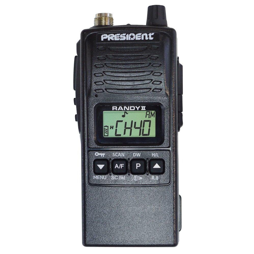 Радиостанция CB Randy II PM 00129