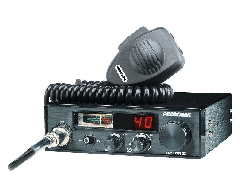 Радиостанция CB Taylor III ASC 00147