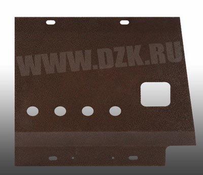 Защита раздаточной коробки для Nissan NP300 00222