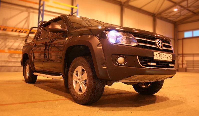 Расширители колёсных арок  LAPTER Volkswagen Amarok 00271