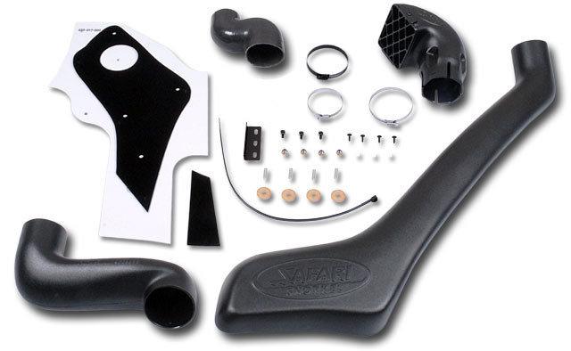 Шноркель Safari для Nissan Navara D40/Pathfinder до 2010г 00352