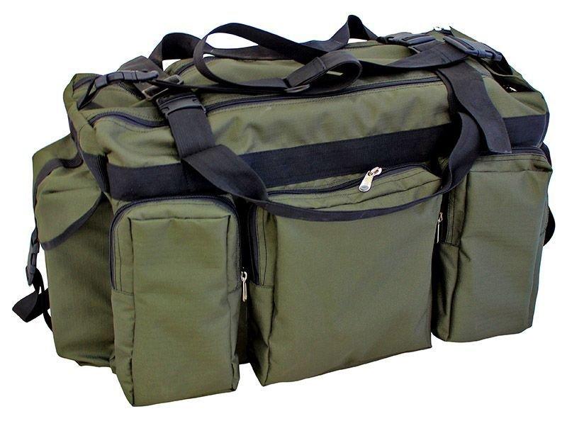 Сумка - офицерская 100л, цвет-хаки, рип-стоп, Oxford PU 600 00632