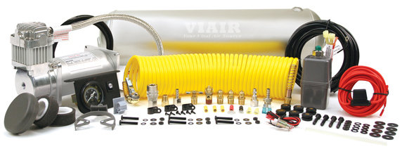 Пневмосистема VIAIR Constant Duty 450C 9,4л 100% 00756