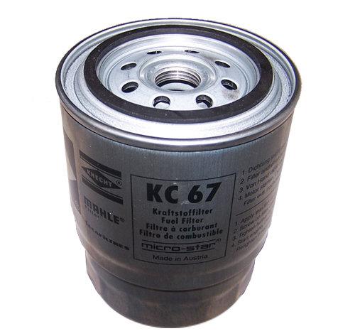 Фильтр топливный Nissan NP300(D22) 01557