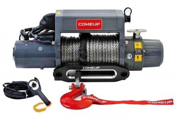 Лебедка электрическая автомобильная COMEUP DV-9si (12в) 01616