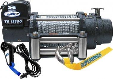 Лебедка электрическая Tigershark 13500 (12В) 01648