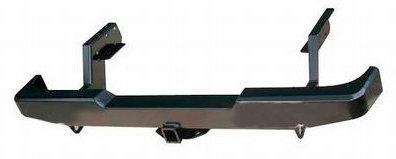 Бампер задний силовой с квадратом РИФ L200 01797