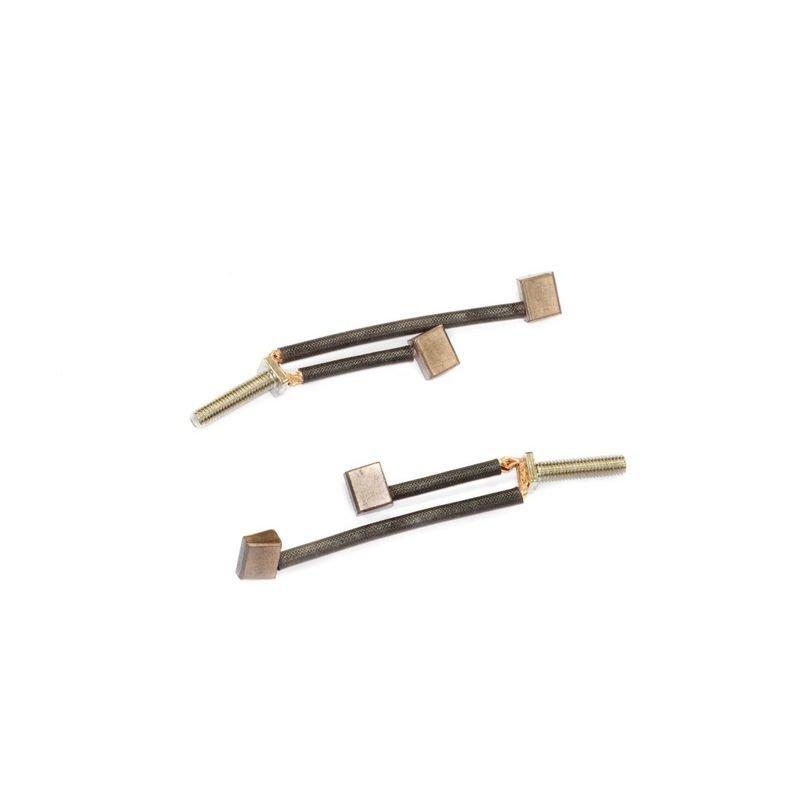 Комплект из 4х щеток для электромоторов лебедок СТОКРАТ модели SD6.0 PSW 02121