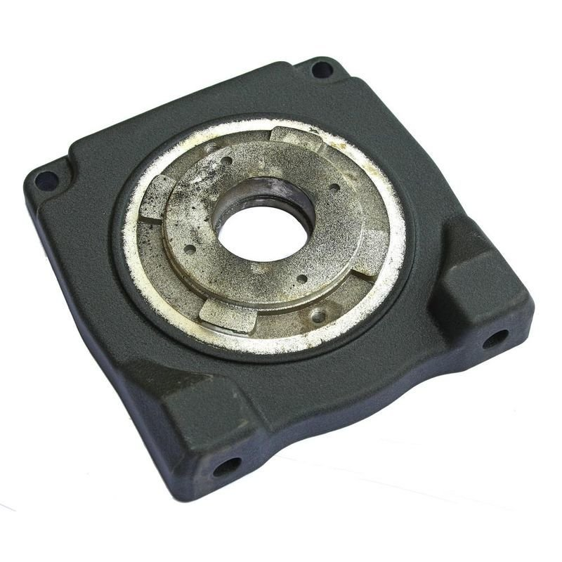 Станина (боковина) крепления мотора лебедки Runva EWX6000S 02213