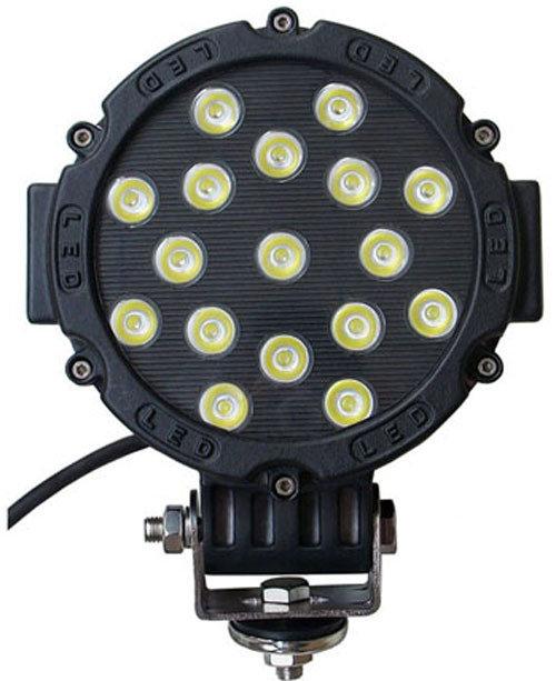 Светодиодная (LED) фара дальнего света РИФ 51W SM-2012P 02403