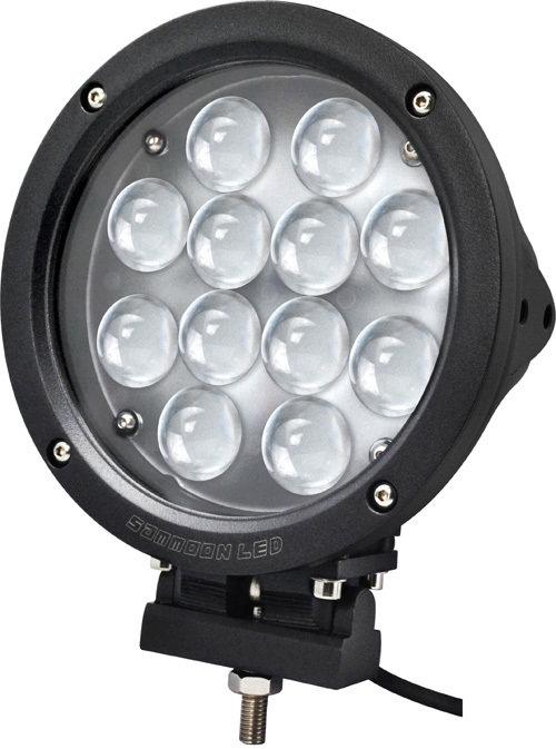 Светодиодная (LED) фара дальнего света РИФ 60W SM-7600P 02412
