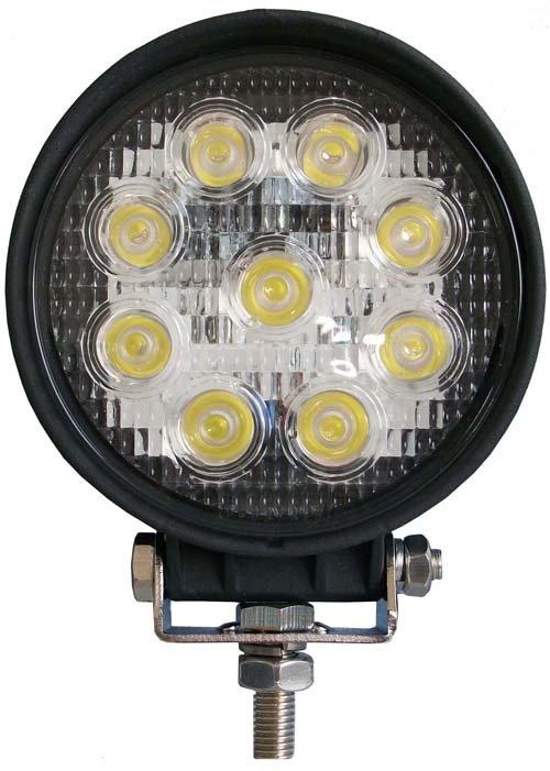 Светодиодная (LED) фара дальнего света РИФ 27W SM-920P 02414