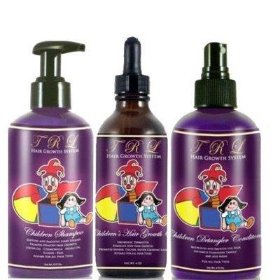 Sensitive Children's Hair Care & Growth Treatment